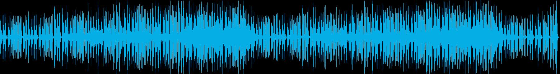 爽やかゆったりほのぼの軽快なボサノバaの再生済みの波形