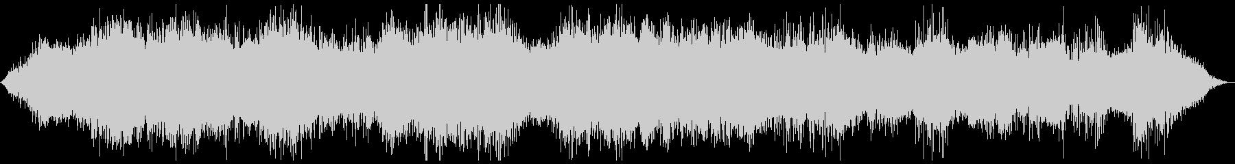 オルゴールのような切ないかわいいミニマルの未再生の波形