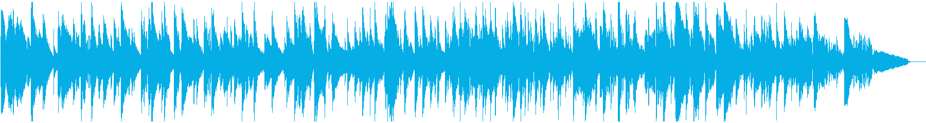 切ないテナーサックスのバラード、ラウンジの再生済みの波形