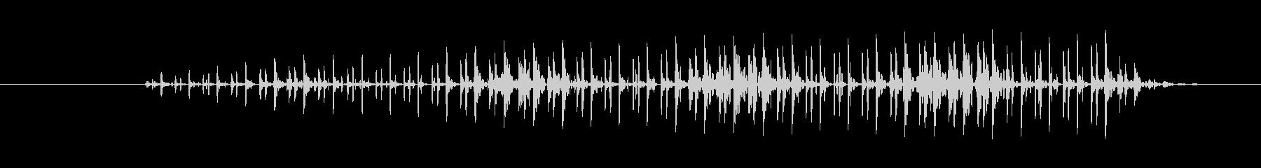 FI 実用性 スキャナーウォブルロー01の未再生の波形