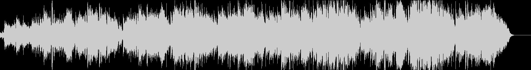 赤とんぼ(ケロケロボイス版)Bの未再生の波形