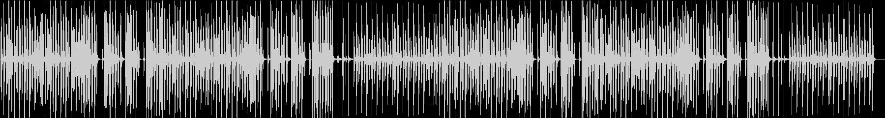 猫・日常・ほのぼの・リコーダー・軽快の未再生の波形