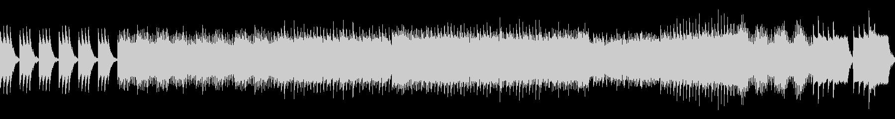 神秘的なダンジョン・洞窟の曲 レトロ風の未再生の波形