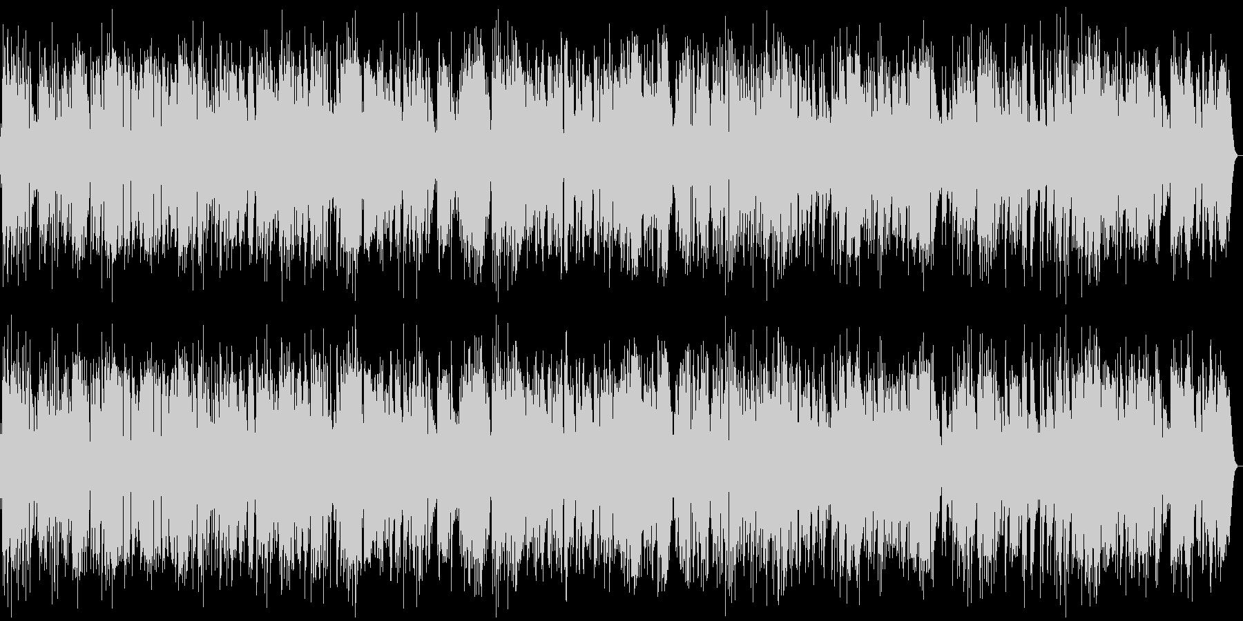 ギター・お洒落なジャズ/オープニング等にの未再生の波形