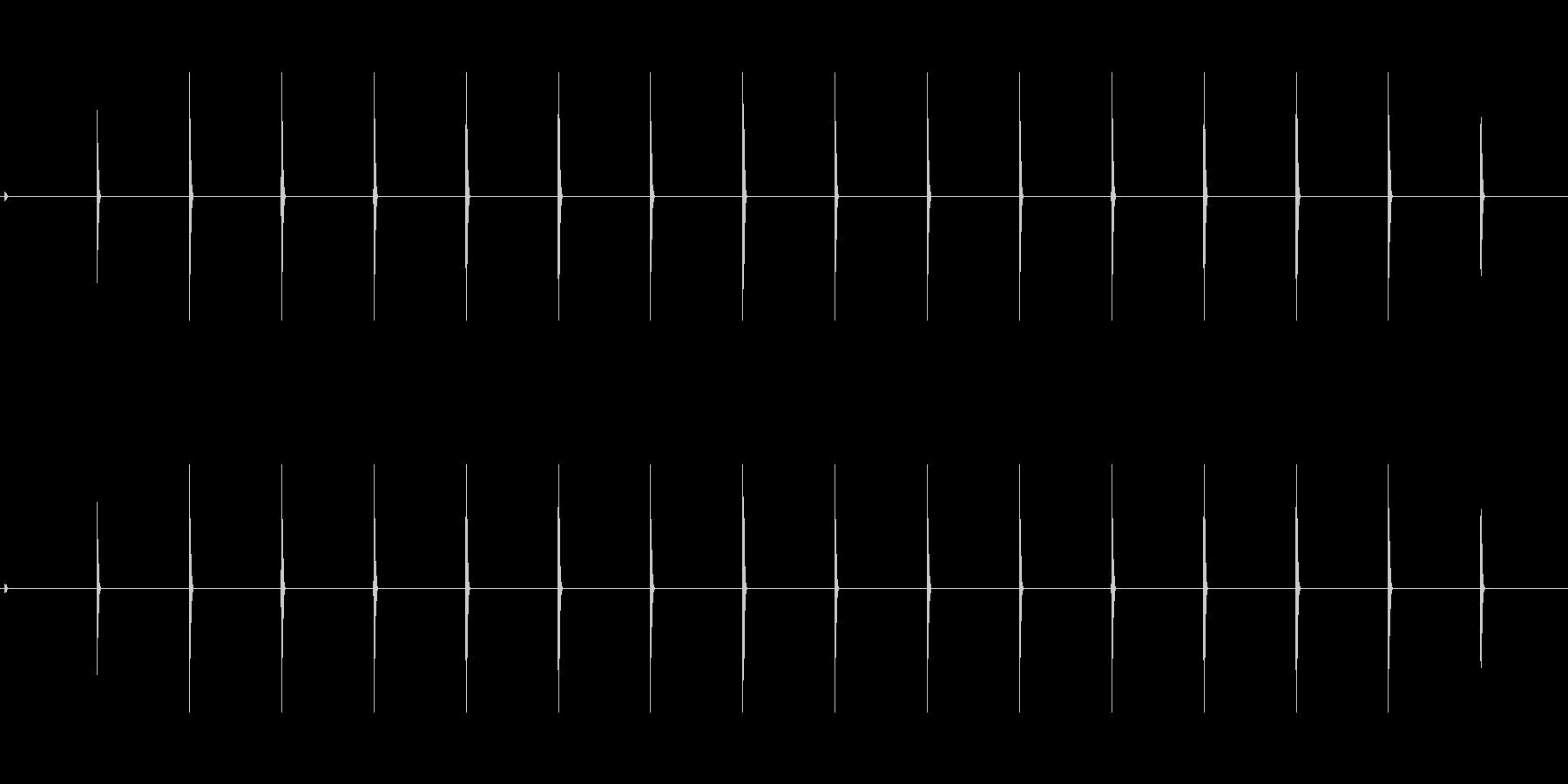 時計 ticktock_43-3_dryの未再生の波形