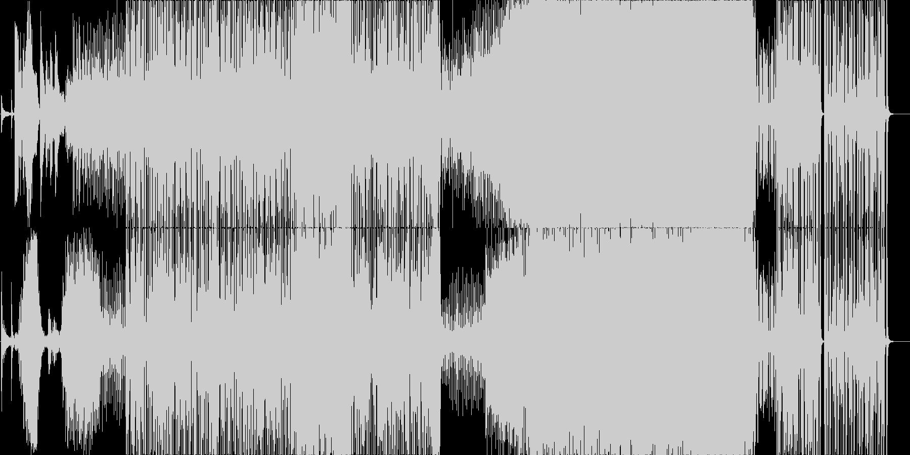 Phone Boothの未再生の波形