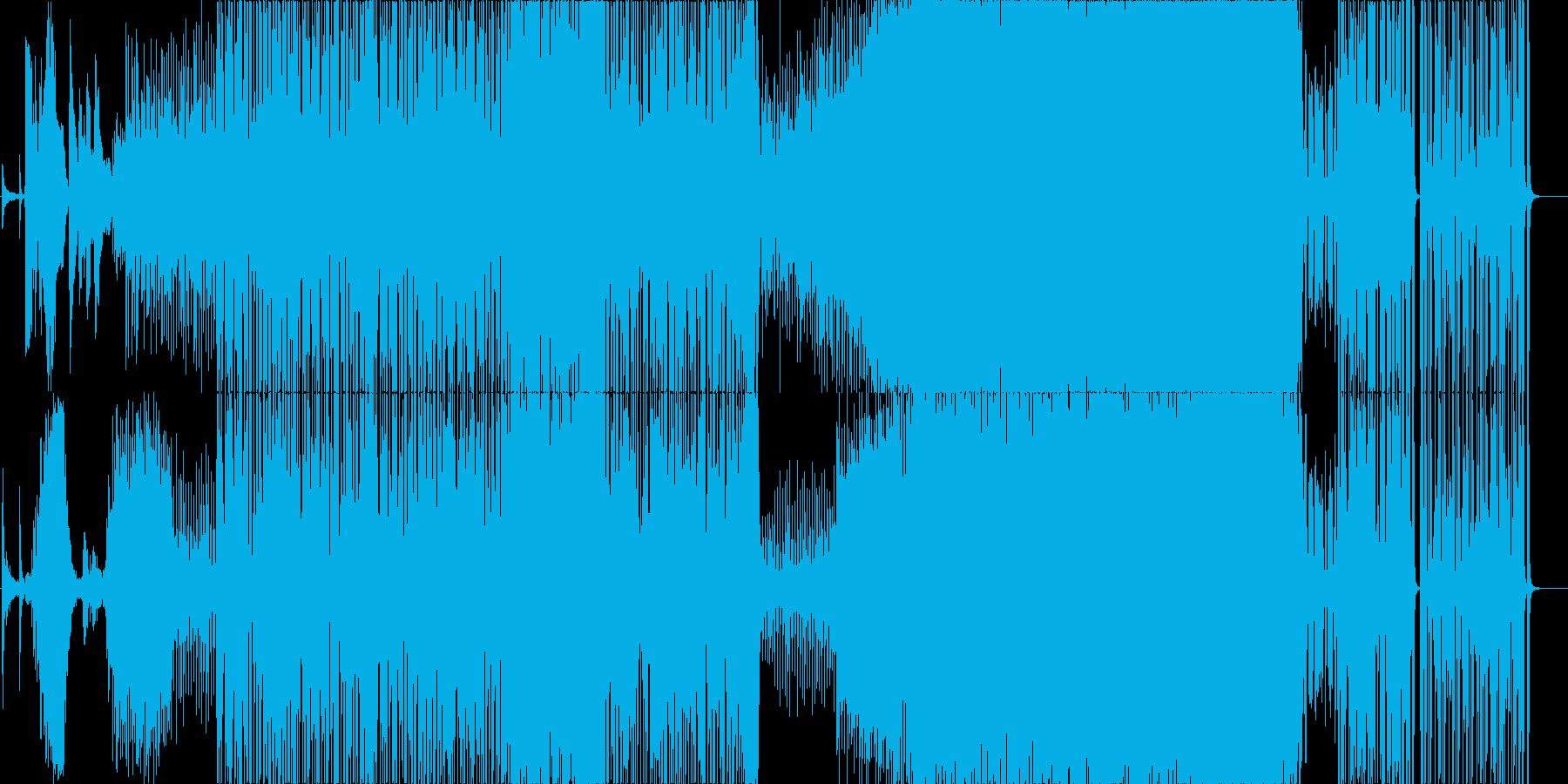 Phone Boothの再生済みの波形
