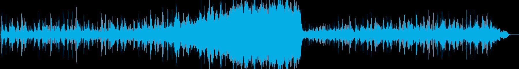 ケルト センチメンタル 感情的 や...の再生済みの波形