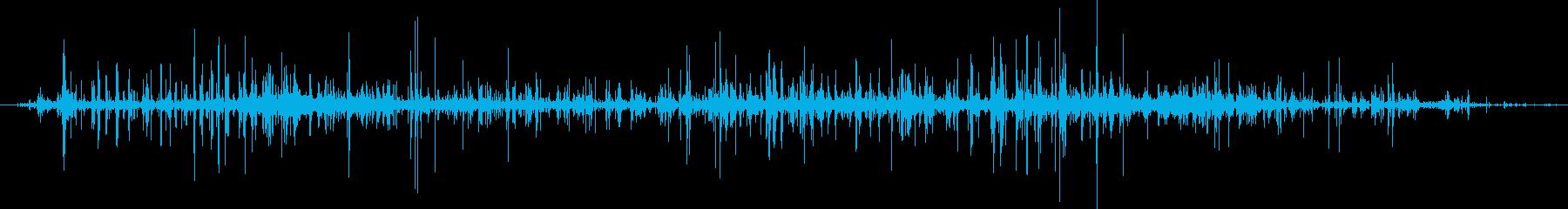ツーホースオープンキャリッジ:Ex...の再生済みの波形