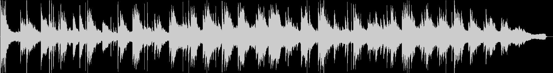 ヒーリングピアノ組曲 まどろみ 1の未再生の波形