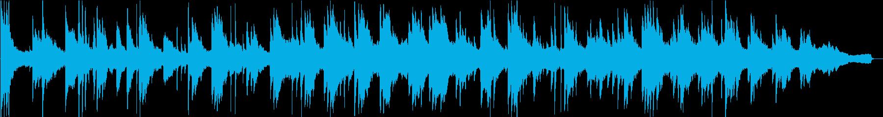 ヒーリングピアノ組曲 まどろみ 1の再生済みの波形