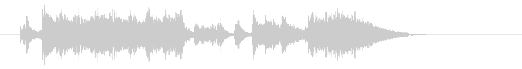 Popな王道ビッグバンド 2の未再生の波形