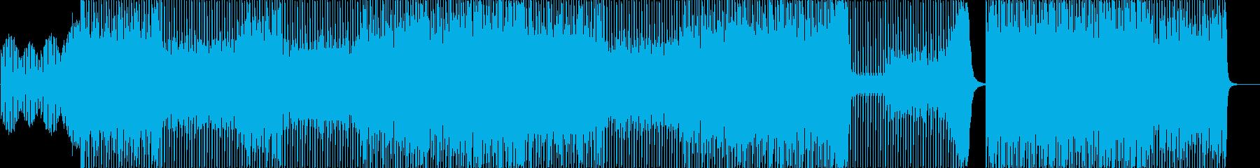ダンス/懐かしさ/オケヒット/ディスコの再生済みの波形