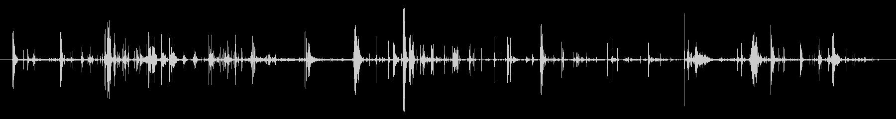 モンスター 肉食12の未再生の波形