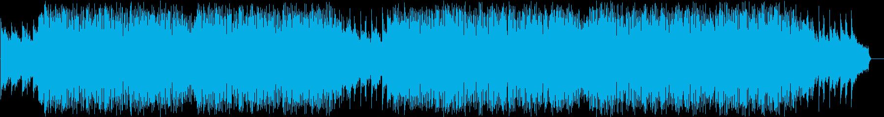 情報 企業 CM スピード 前進 忙しいの再生済みの波形