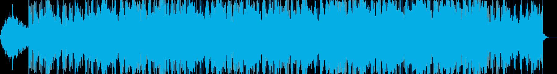 映画音楽、シネマティック映像向け-12の再生済みの波形