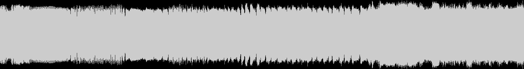 小型飛行機(セスナ)の離陸と飛行中の音の未再生の波形