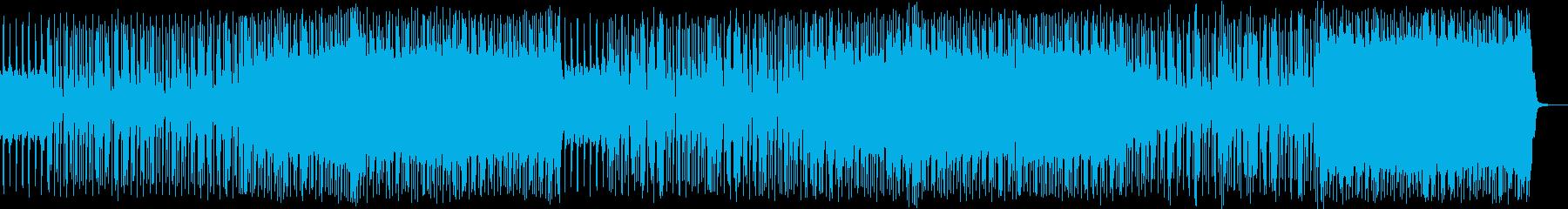 ポップロック研究所弾力性のある明る...の再生済みの波形