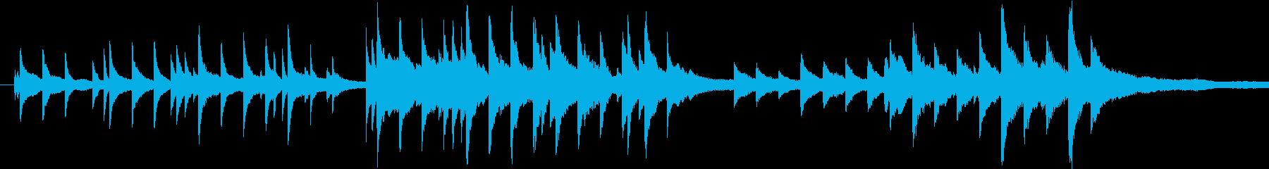 プログレッシブ 交響曲 美しい 子...の再生済みの波形