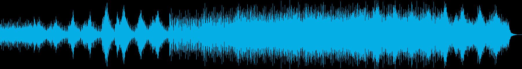 ニューエイジ研究所催眠精神的な瞑想...の再生済みの波形
