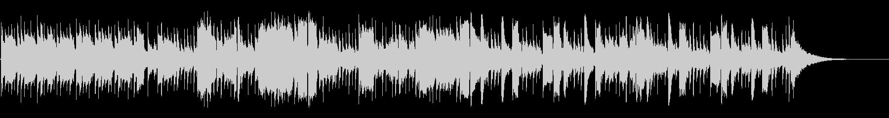 アコギソロ生音/フレットノイズ、紫陽花の未再生の波形