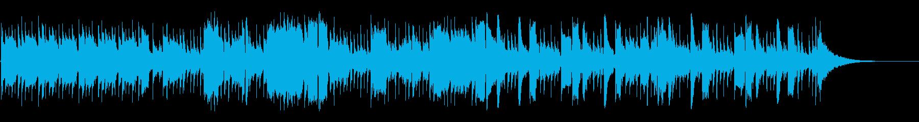 アコギソロ生音/フレットノイズ、紫陽花の再生済みの波形