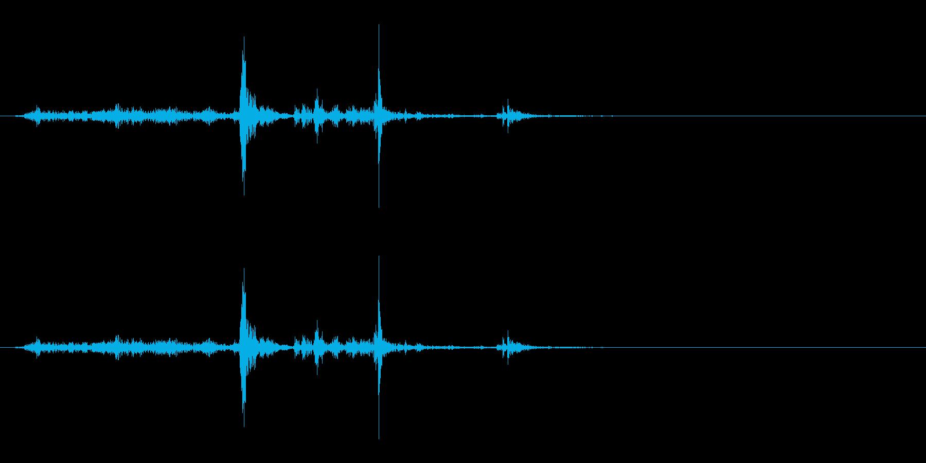 装備/銃・ライフル/FPS/リロード_1の再生済みの波形