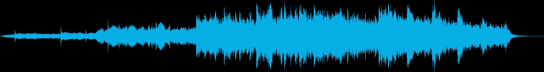 オーケストラ楽器/サウンドスケープ...の再生済みの波形