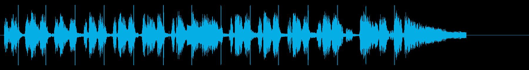 スティンガーには、「口beを吹くバ...の再生済みの波形