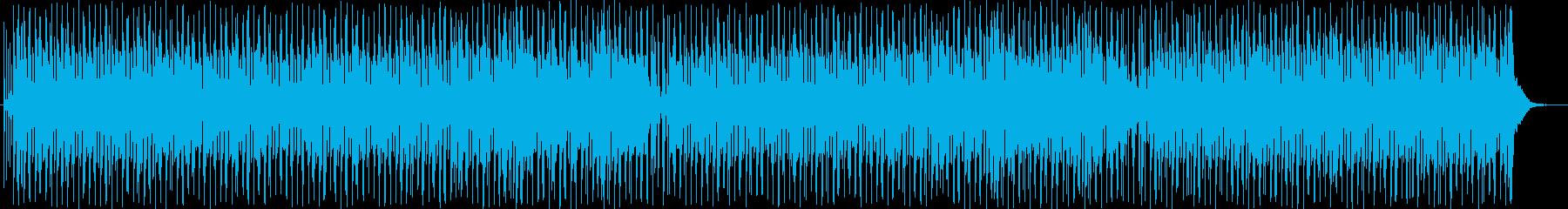ポップ。歌として。子供。クレッシェンド。の再生済みの波形