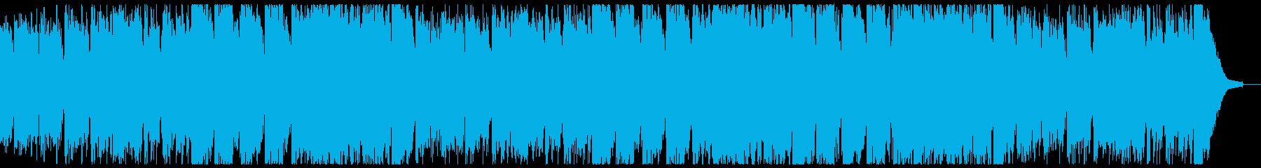 七夕の夜・おしゃれなストリングスのジャズの再生済みの波形
