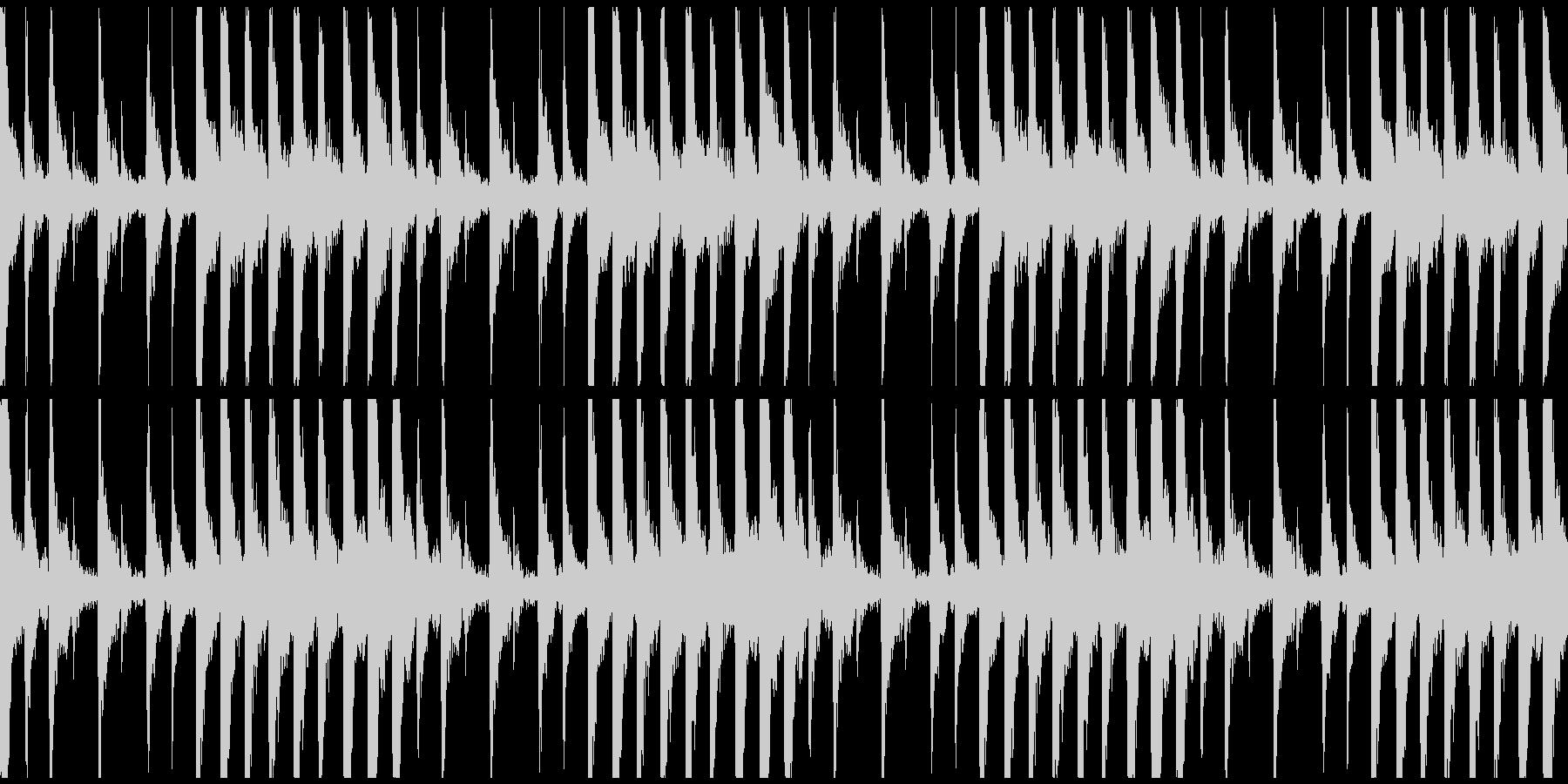 いたずら子供、ピチカート、サウンドロゴLの未再生の波形