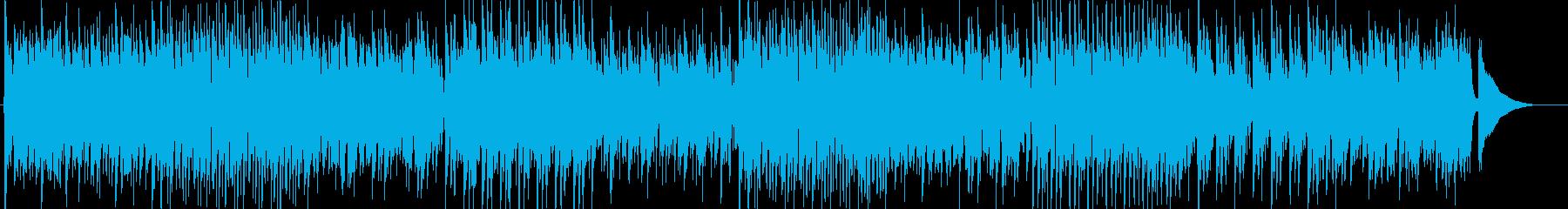 ドリーミーなワルツ♬ジャズトリオcafeの再生済みの波形