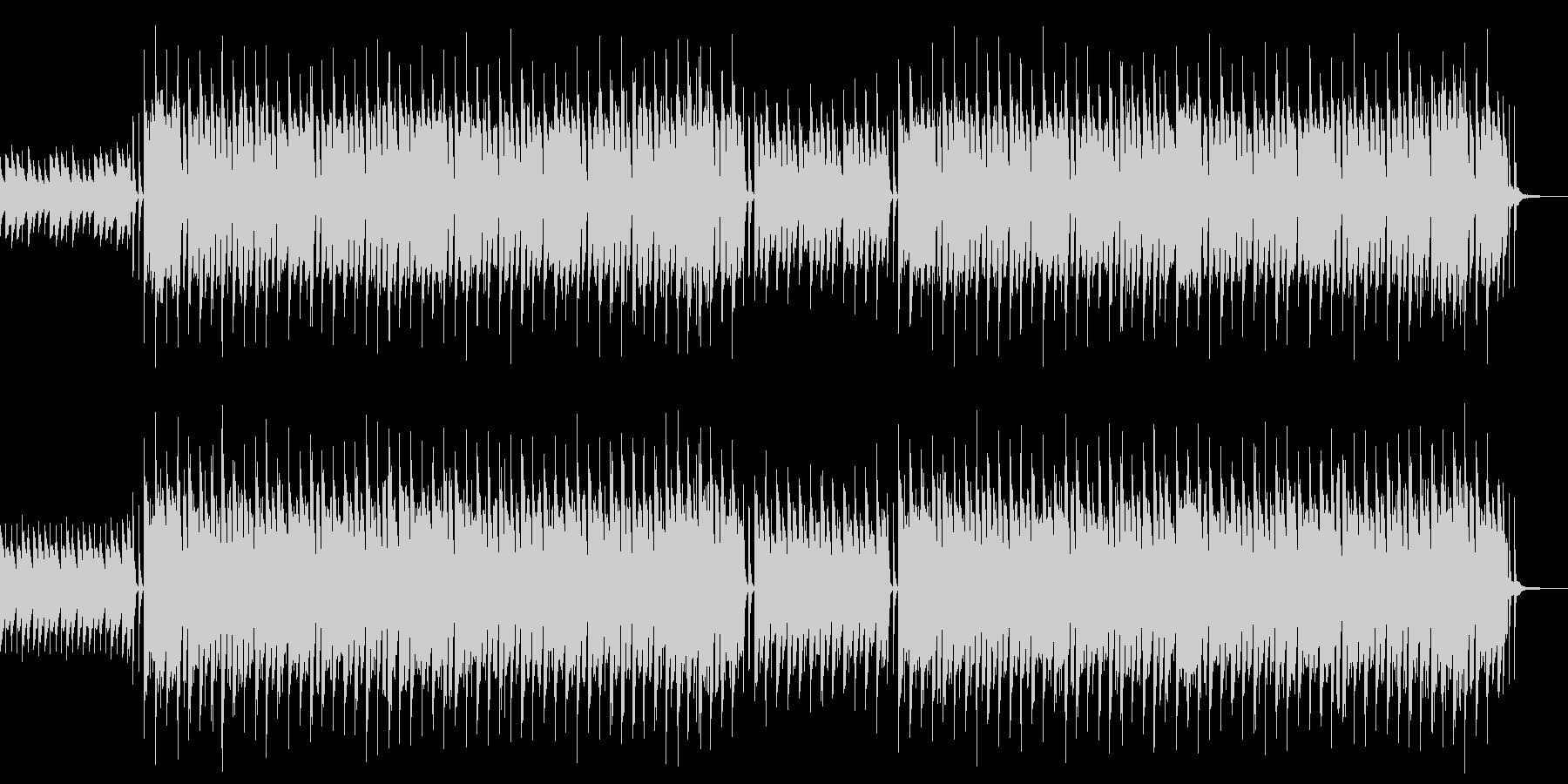 ポリリズム・変拍子・楽しい・CMの未再生の波形