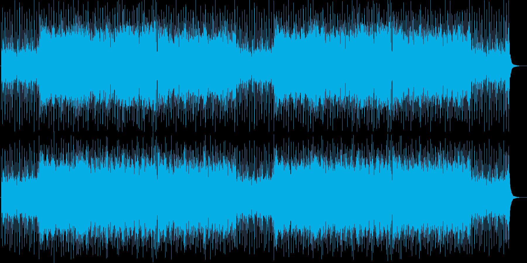 メロ無し)良質な爽やかポップ 夏海B30の再生済みの波形