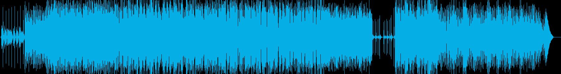 明日ライドオンタイムの再生済みの波形