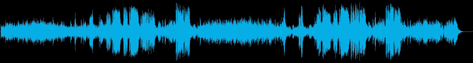 ひねりを加えたロシアの民songs...の再生済みの波形
