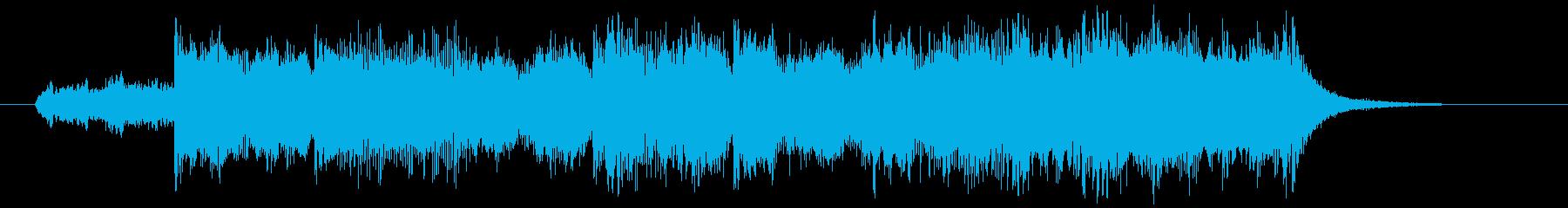 フェア開催!の再生済みの波形