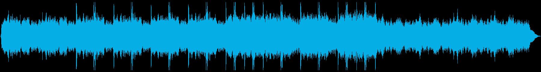 ノスタルジックなアンビエント・ポップの再生済みの波形