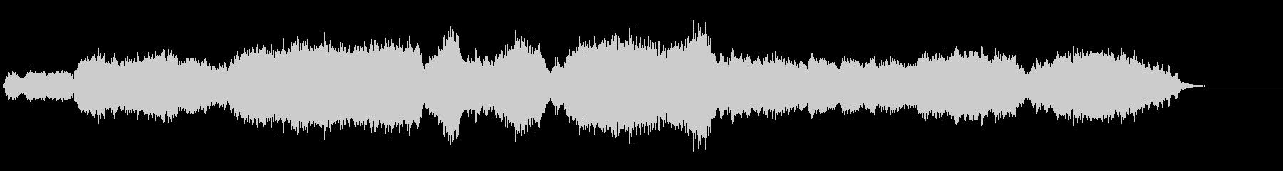 エピックなオーケストラ 分割08の未再生の波形