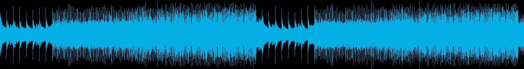 【ループ版】EDM ピアノ・軽快の再生済みの波形