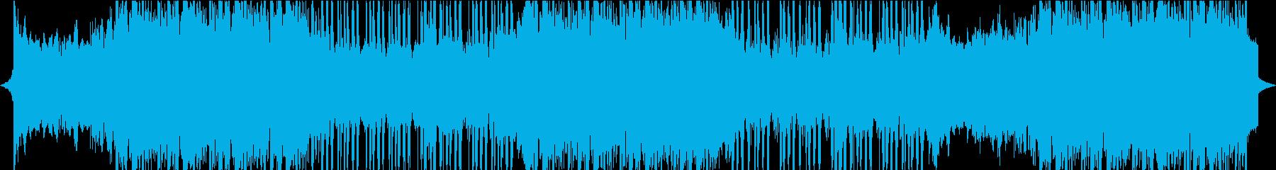 トラップ ヒップホップ 移動 シン...の再生済みの波形