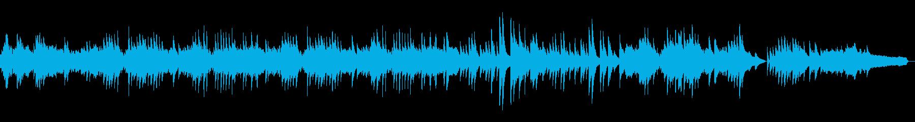 トロイメライを軽快なソロピアノでカバー4の再生済みの波形