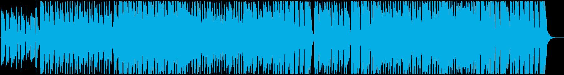 ポップで楽しい「もろびとこぞりて」♪の再生済みの波形