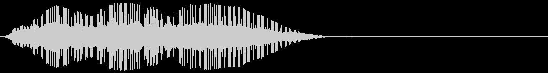 バリトンサックス:高揺らぎアクセン...の未再生の波形