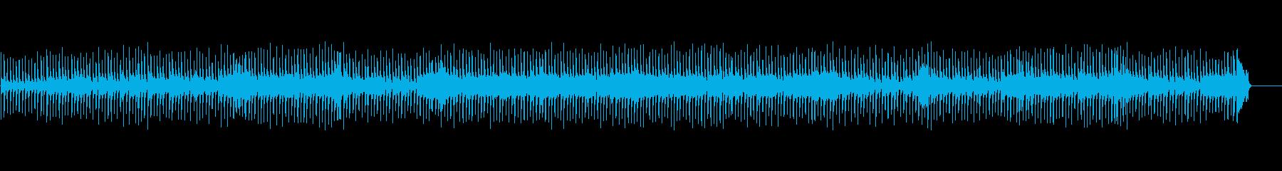 ほのぼのとした雰囲気のピアノ・陽気・軽快の再生済みの波形