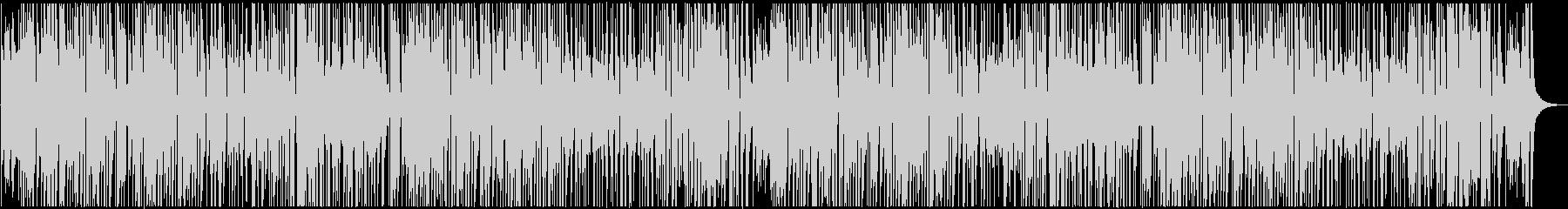 ラテン風味のレゲエヒップホップの未再生の波形