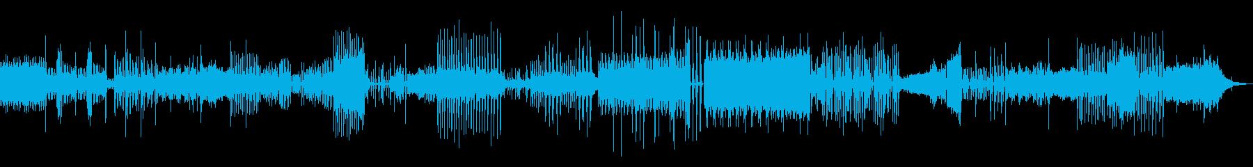 「BGMの宝庫3」-禿山の一夜よりの再生済みの波形