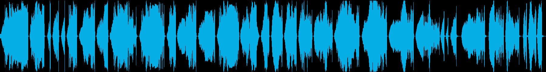 スペースワープとタイムシフトの喪失...の再生済みの波形