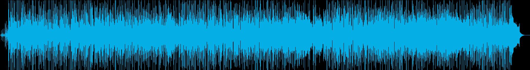 英詞キャッチーアメリカン・シティポップの再生済みの波形